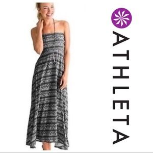 Athleta Convertible Maxi Dress